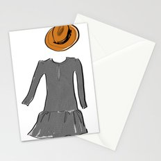 The Perfect Outfit Stationery Cards