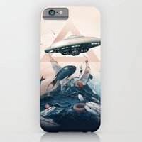 iPhone & iPod Case featuring UFO by Tanya_tk
