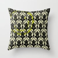 Sherlock Poster 1 Throw Pillow