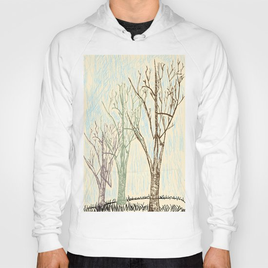 A Winters Sketch Hoody