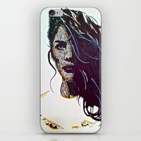 Focused iPhone & iPod Skin