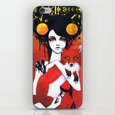 Fauna Goddess of Animals iPhone & iPod Skin