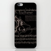 Hippocampus Hendricksium  iPhone & iPod Skin