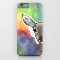 iPhone & iPod Case featuring Deer Dream by Blanca MonQnill Sole