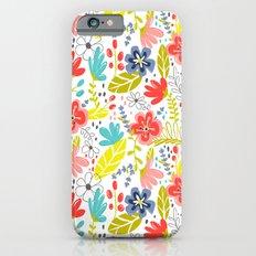 Wildflower iPhone 6s Slim Case