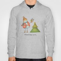 Friends Keep Warm - Grey… Hoody