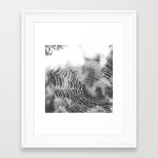 There is Beauty in Everything Framed Art Print