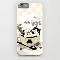 Cafe Latte iPhone 6 Slim Case