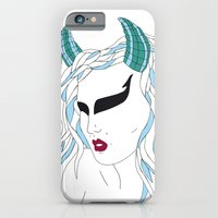 iPhone & iPod Case featuring Taurus / 12 Signs of the Zodiac by Eltina Giannopoulou