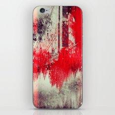 A Season Of Rough Waters iPhone & iPod Skin