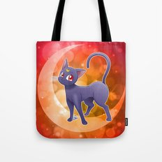 Luna (Sailor Moon Crystal edit.) Tote Bag