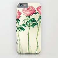 iPhone & iPod Case featuring Peony No. 3 by Hilary Upton