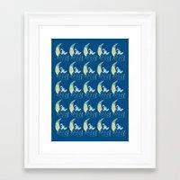 You Need A Break2 Framed Art Print