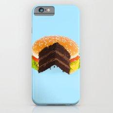 Hamburger Cake iPhone 6 Slim Case
