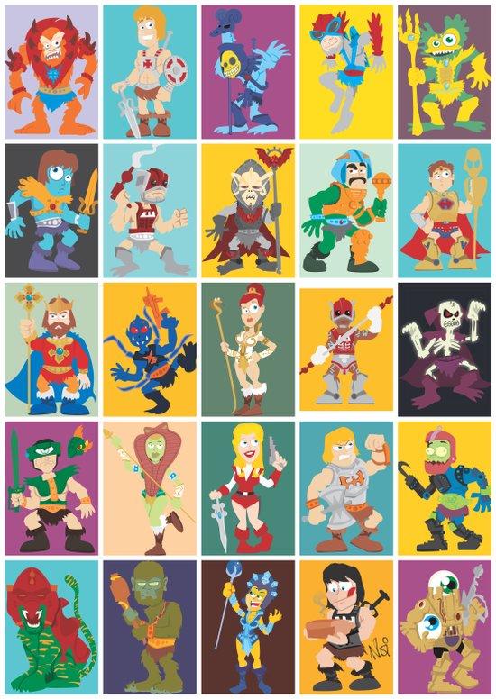 MOTUCS VOLUME II Art Print