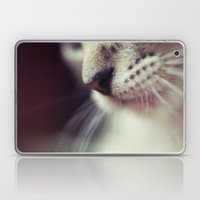 Whiskers Laptop & iPad Skin