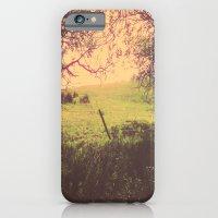 Hypnotic Fields  iPhone 6 Slim Case