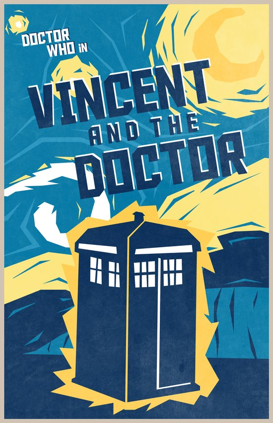 Vincent and the Doctor (10 in a series of 13) Art Print
