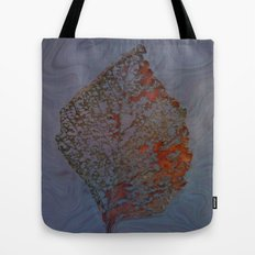 Autum Leaf Tote Bag