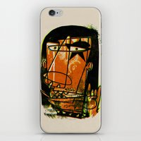 ROCK ON BABY iPhone & iPod Skin