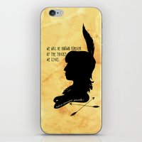 We Will Be Known Forever… iPhone & iPod Skin