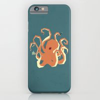 O is for Octopus iPhone 6 Slim Case
