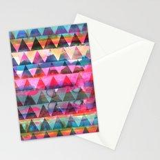 Kiana Triangle Stationery Cards