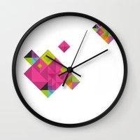 Optical illusion_grey Wall Clock