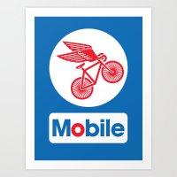 Mobile Art Print