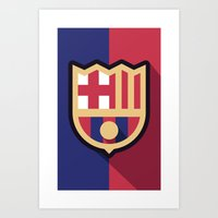 FCB Art Print