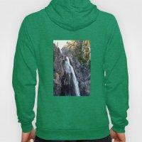 Mountain Waterfall Hoody