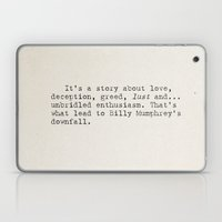 It's A Story About... Laptop & iPad Skin