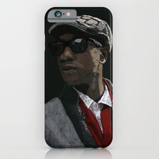 Aloe Blacc iPhone & iPod Case