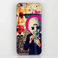 All War Is Deception iPhone & iPod Skin