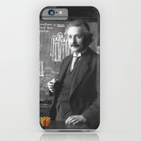 iPhone & iPod Case featuring Imagination > Knowledge by senioritis