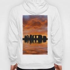 Stonehenge Sunrise, Wiltshire Hoody