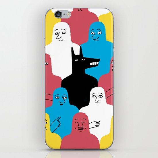 A Wolf iPhone & iPod Skin
