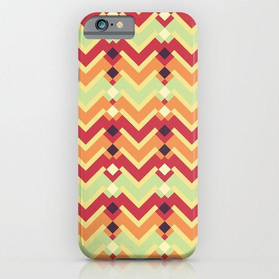 Fractal mountains - salad iPhone & iPod Case