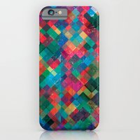 iPhone & iPod Case featuring Ptrn by purple K