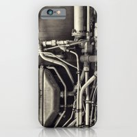 Jet Engine Mechanics iPhone 6 Slim Case