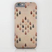 Arrowheads Diamond - Vintage Tones iPhone 6 Slim Case