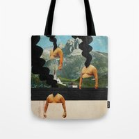 The Noon Guns (Back) Tote Bag