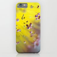 iPhone & iPod Case featuring Tipping Point - Flower macro by Brian Raggatt