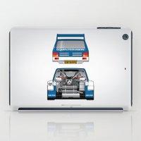 Outline Series N.º7, MG… iPad Case