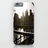 iPhone & iPod Case featuring WHITEOUT : Take Me There by Kelsey Pohlmann