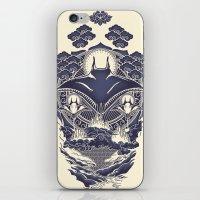 Mantra Ray iPhone & iPod Skin