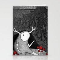 The Animal I am Stationery Cards