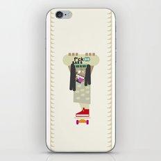 weirdo iPhone & iPod Skin