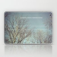 Insert Dreamy, Romantic … Laptop & iPad Skin
