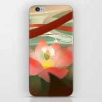 Crystal Seeker 2 iPhone & iPod Skin